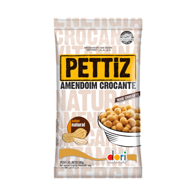 Dori Pettiz Amendoim Crocante 500gr