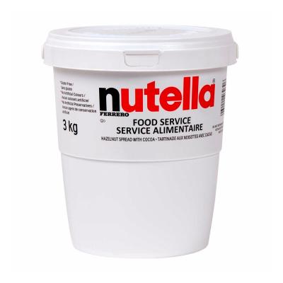 Kinder Nutella Ferrero 3 Kg