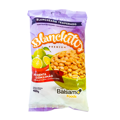 Balsamo Amendoim  Blanckitos Pim C Limao 400gr