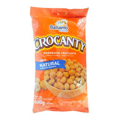 Balsamo Amendoim  Crocanty Salgado 400gr