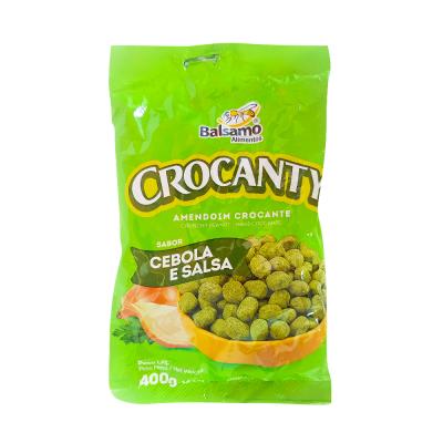 Balsamo Amendoim  Crocanty Salsa E Cebola 400gr