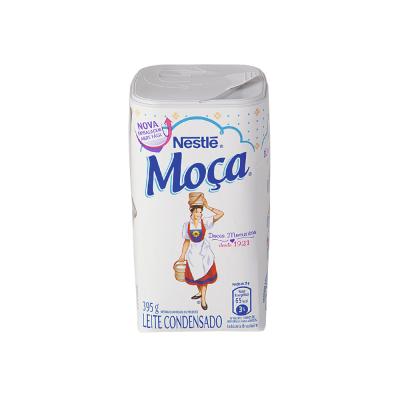 Nestle Leite Condensado Moca Lata 395gr