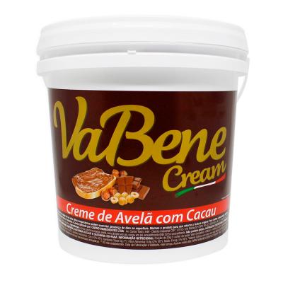 Vabene Creme De Avelacom Cacau 3 Kg