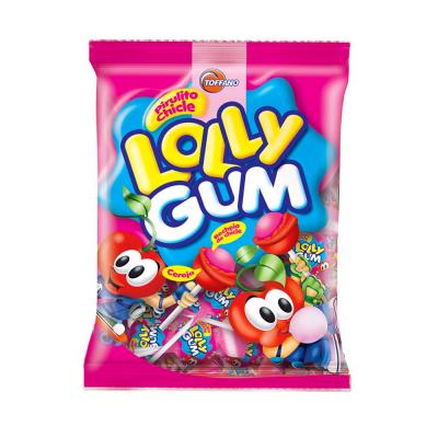 Toffano Pirulito Lolly Gum Cereja 600gr