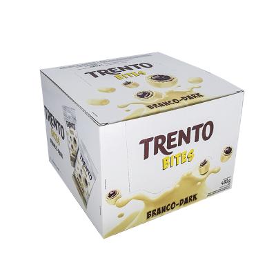 Peccin Trento Bites Branco Dark 480gr