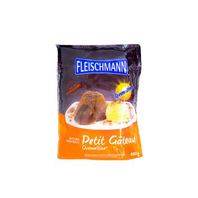 Fleischmann Mis Bolo Petit Gateau Ovomaltine 450gr