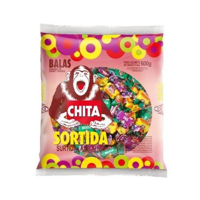 Bala Chita Sortida 600gr