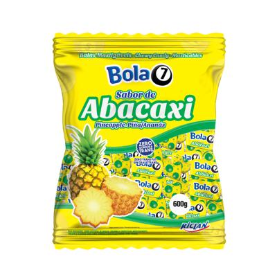 Riclan Bala Bola 7 Abacaxi 600gr