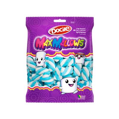 Docile Maxmallows Twist Azul/branco 250gr