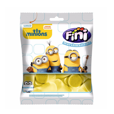 Fini Marshmallows Minions 250gr