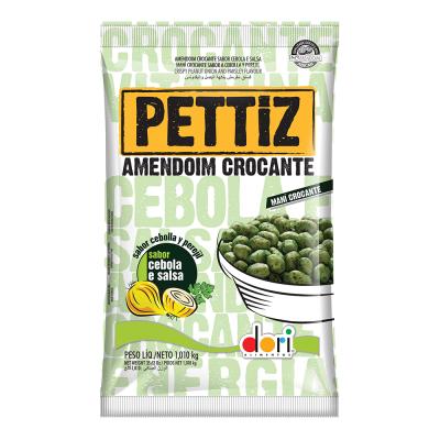 Dori Pettiz Amendoim Cebola E Salsa 1 Kg