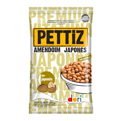 Dori Pettiz Amendoim Japones 1kg