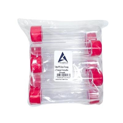 Aquarela Tubets Vermelho 10un