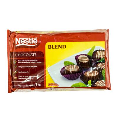 Nestle Chocolate Blend Barra 1kg