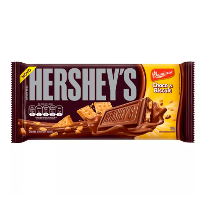 Hersheys Barra Choco E Biscuit 110gr