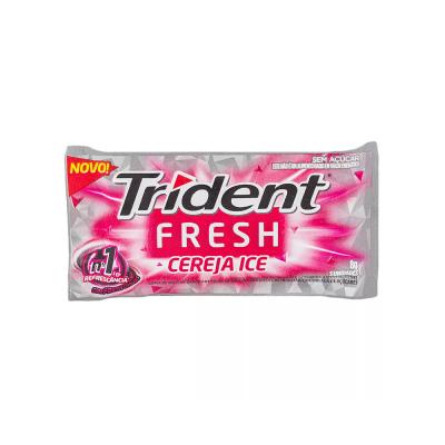 Mondelez Trident Fresh Cereja 168gr 21un