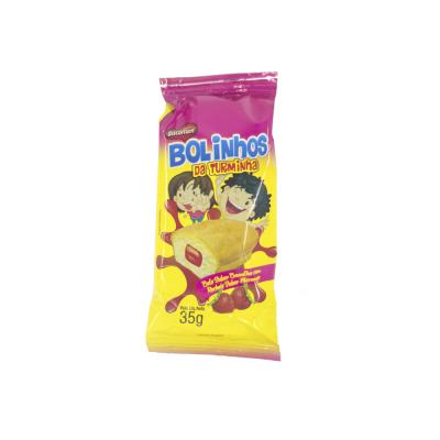 Biscoitam Turminha Baunilha/morango 15x35gr